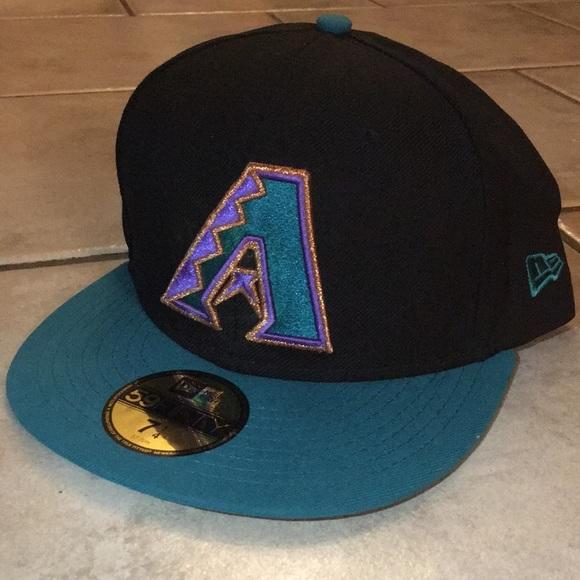 ab773ba1676 Arizona Diamondback s New Era Fitted Cap